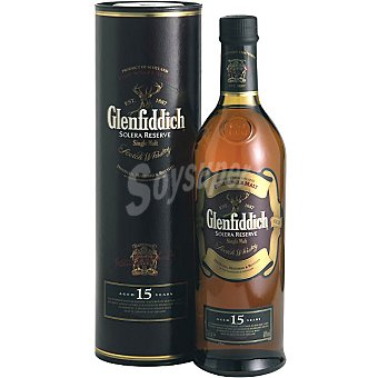 Glenfiddich Whisky escocés Botella 1 l