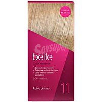 N.11 Belle & Professional Tinte rubio platino Caja 1 unid
