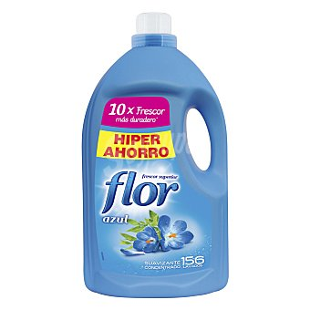 Flor Suavizante concentrado Azul 156 lavados