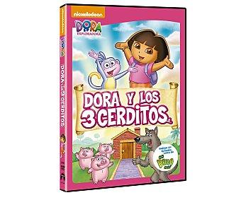 PARAMOUNT Dora y los Tres Cerditos