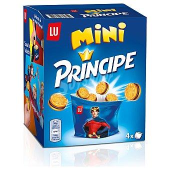 Príncipe Galletas Rellenas de Chocolate Mini Pack de 4x40g