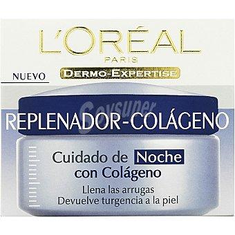 Colágeno L'Oréal Paris Colágeno cuidado de noche Tarro 50 ml