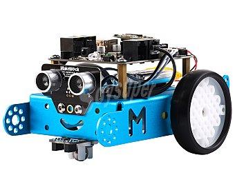 Makeblock mbot Robot educativo programación Arduino y Scratch, comunicación inalámbrica, programación gráfica, conexión Bluetooth