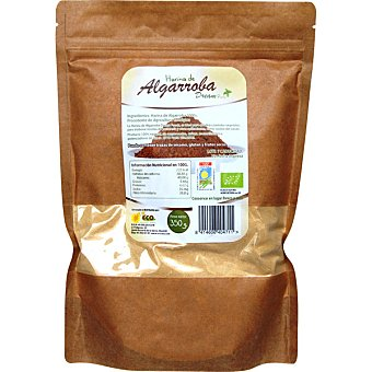 Dream foods Harina de algarroba ecológica envase 350 g