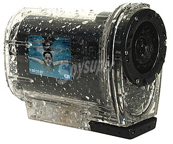 BEST BUY AQUA HD WIFI Videocámara deportiva de alta definición, 2 Megapixeles, wifi y resistente al agua