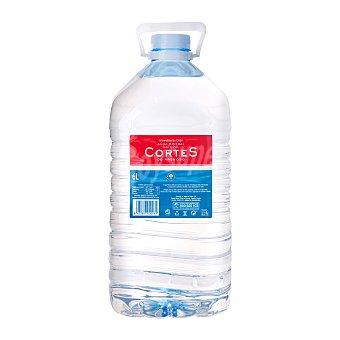 Cortes Agua mineral natural Garrafa 6 l
