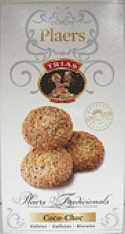 Trias Galletas coco-choco 150 GRS