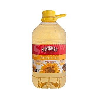Borges Aceite girasol Botella 3 lt