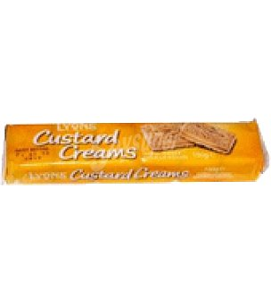 Lyons Galleta Custard Cream Caja 150 g