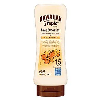 Hawaiian Tropic Loción solar FP 15 Hawaiian Tropic 200 ml