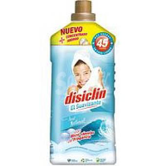 Disiclin Suavizante azul natural Botella 2,2 litros