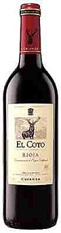 El Coto Vino Tinto Crianza Rioja Botellín 37,5 cl