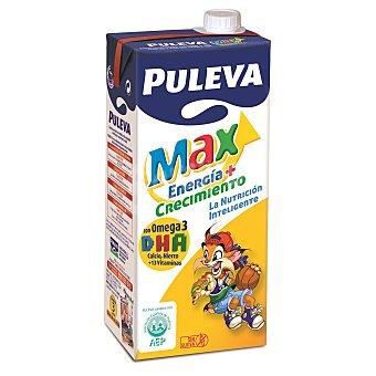 Puleva Max Leche energía y crecimiento Brik 1 litro