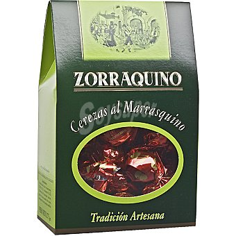 Zorraquino Cerezas al marrasquino Estuche 275 g