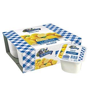 La Fageda Yogur sabor limón 4 x 125 g