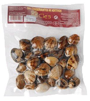 Pasteurizados Cies Almeja Pasteurizada Bolsa de 500 gr