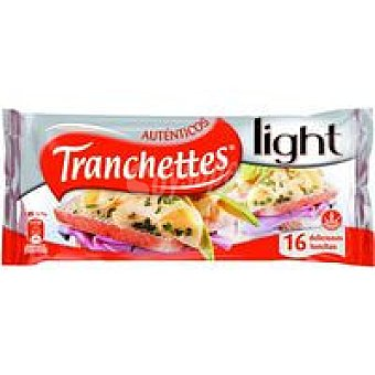 Kraft Tranchettes Queso fundido 16 lonchas light 300g 300g
