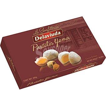 Delaviuda Pasteles de yema estuche 300 g Estuche 300 g