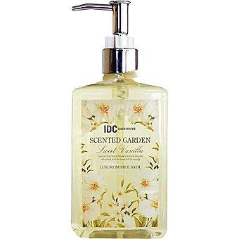 IDC INSTITUTE Scented Garden gel de baño Vainilla dosificador 780 ml Dosificador 780 ml