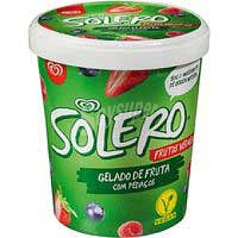 Solero Frigo Tarrina frutos rojos 330g 330 g