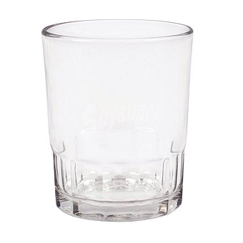 Home Style Set 6 Vasos Agua home style Glass - Transparente 26 cl