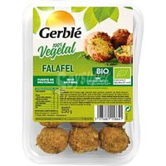 Gerblé Falafel BIO Bandeja 250 g