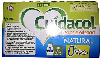 HACENDADO YOGUR LIQUIDO CUIDACOL NATURAL BOTELLIN PACK 6 x 100 g - 600 g