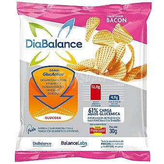 DiaBalance Pascual Snack sabor bacon GlucActive 30 g