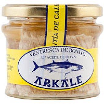 Arkale Ventresca de bonito en aceite de oliva Tarro 150 g