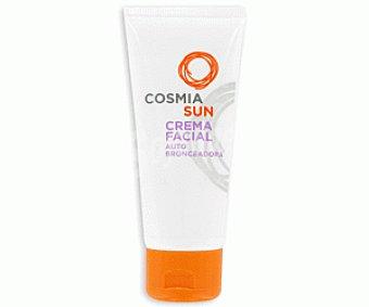 COSMIA Crema Facial Autobronceadora 100 Mililitros