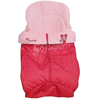 DISNEY Minnie Saco para silla de paseo en color rosa