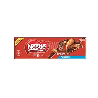 Extrafino Nestlé Chocolate con leche y almendras Tableta 300 g