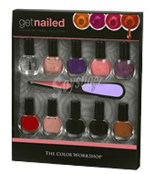 THE COLOR WORKSHOP Set para uñas 1 ud