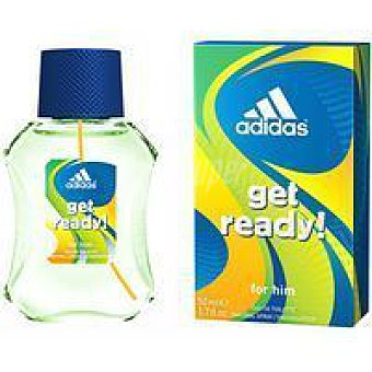Adidas Man Get Ready eau de toilette 50 Ml