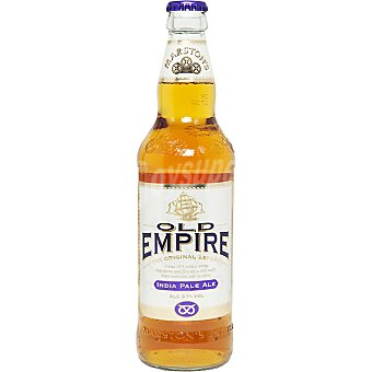 MARTON'S Old Empire Cerveza rubia India Pale Ale botella 50 cl Botella 50 cl