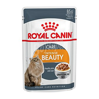 Royal Canin Comida para gatos Intense beauty en salsa Envase 85 g