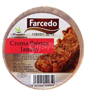 Farcedo Crema ibérica jamón 160 g