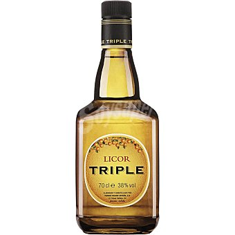 Larios Triple seco licor de naranja Botella 70 cl