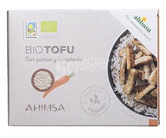 Ahimsa Tofú con quinoa y zanahorias 230 gr