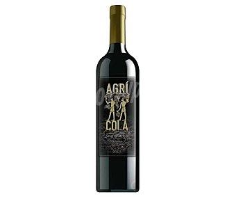 AGRICOLA Vino tinto roble de autor con denominación de origen Calatayud Botella de 75 cl
