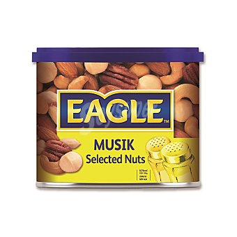 Eagle Cocktail de frutos secos musik selected nuts Lata de 250 g peso neto