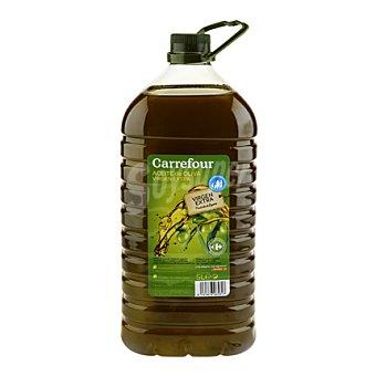 Carrefour Aceite de oliva virgen extra sabor suave Garrafa de 5 l