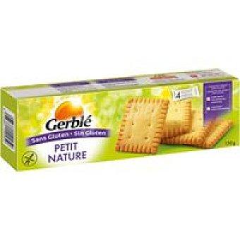 GERBLE Petit nature sin gluten 150 g