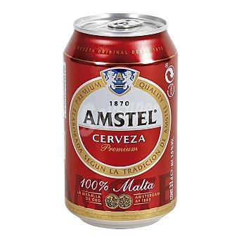 Amstel Cerveza Lata 330 ml