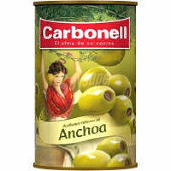 Carbonell Aceitunas rellenas Lata 150 g + 15%