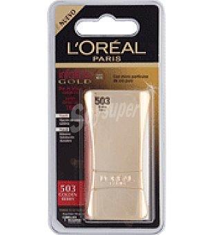 L'Oréal Brillo de labios infalible Sti Gold Nª 503 1 ud