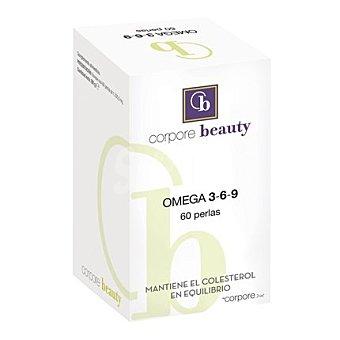 Corpore Beauty Omega 3-6-9 60 ud