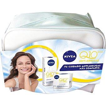 Nivea pack Q-10 compuesto por crema hidratante de día + sérum tarro 50 ml
