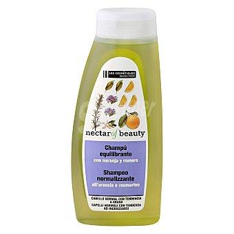 Les Cosmétiques Champú Romero para cabello graso - Nectar of Beauty 500 ml