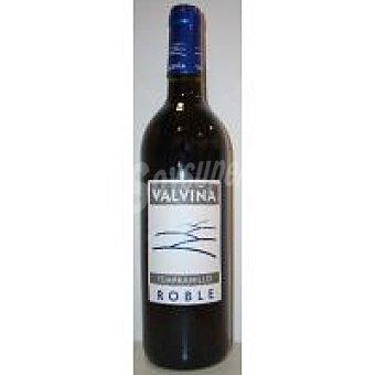 Valviña Vino Tinto Roble De La Tierra Botella 75 cl